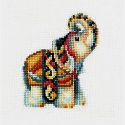 Cross Stitch Kit Elephant art. S-32
