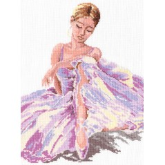 Cross Stitch Kit Ballerina art. 65-01