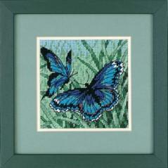 Needlepoint Kit Butterfly Duo art. 7183