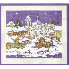 Cross Stitch Kit Russia. Myshkin AS-0810