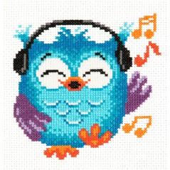 Cross Stitch Kit Owlet art. 10-33