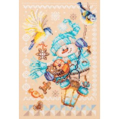Cross Stitch Kit Christmas treats art. 100-260