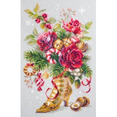 Cross Stitch Kit Christmas surprise art. 100-270