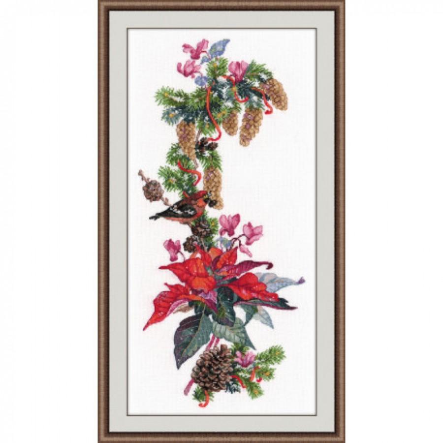 Cross Stitch Kit Grapes art 31-02