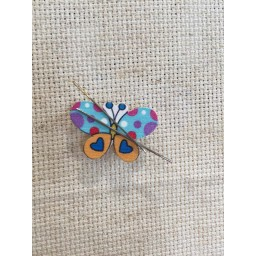 Needle Minder Butterfly 3
