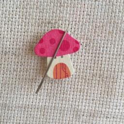 Needle Minder Mushroom