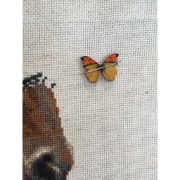 Needle Minder Butterfly 1