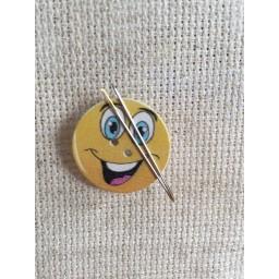 Needle Minder Smile face 2