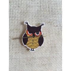 Needle Minder Black owl