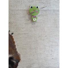 Needle Minder Frog