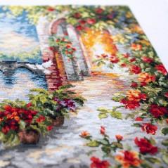 Cross Stitch Kit Dreams Comes True art. 110-082