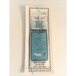 MADEIRA Silk embroidery floss 5m Art. 018 Col. 1105