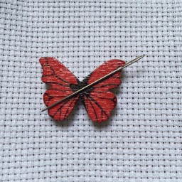 Needle Minder Butterfly 5