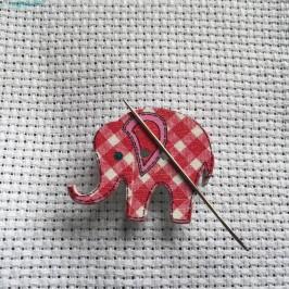 Needle Minder Elephant 2