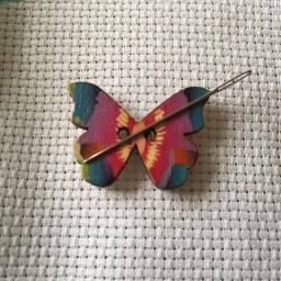 Needle Minder Butterfly 8