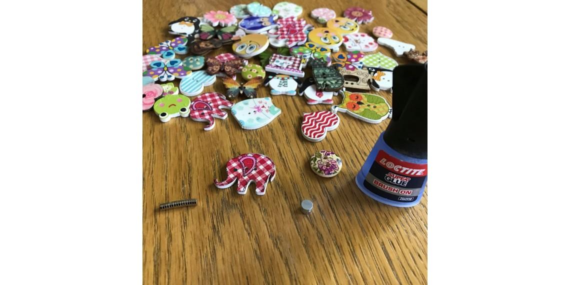 How to make Needle Minder