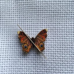 Needle Minder Butterfly 6