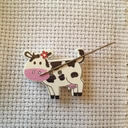 Needle Minder Cow