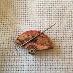 Needle Minder Fan