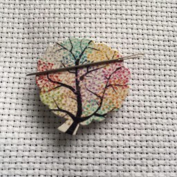 Needle Minder Spring tree