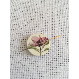 Needle Minder Blooming flower