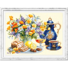 Cross Stitch Kit Best tradition art. 120-021