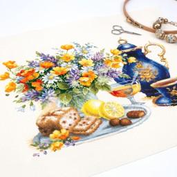 Cross Stitch Kit Best tradition art. 120-021