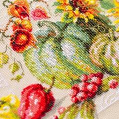 Cross Stitch Kit Autumn gift art. 120-112