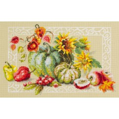 Cross Stitch Kit Autumn gift art. 120-112