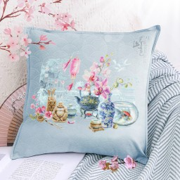 Cross Stitch Kit Oriental Serenity art. 120-300