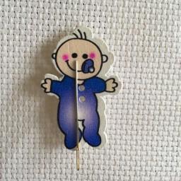 Needle Minder Baby blue