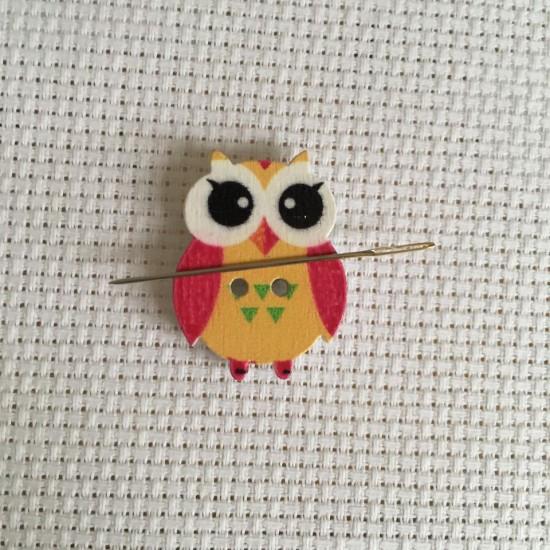 Needle Minder Owl 3