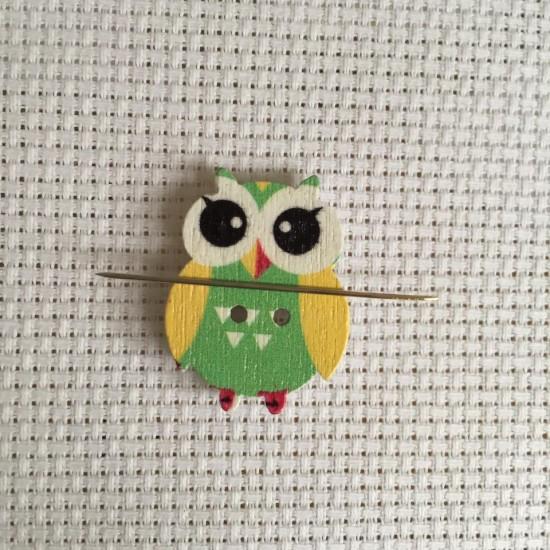 Needle Minder Owl 4