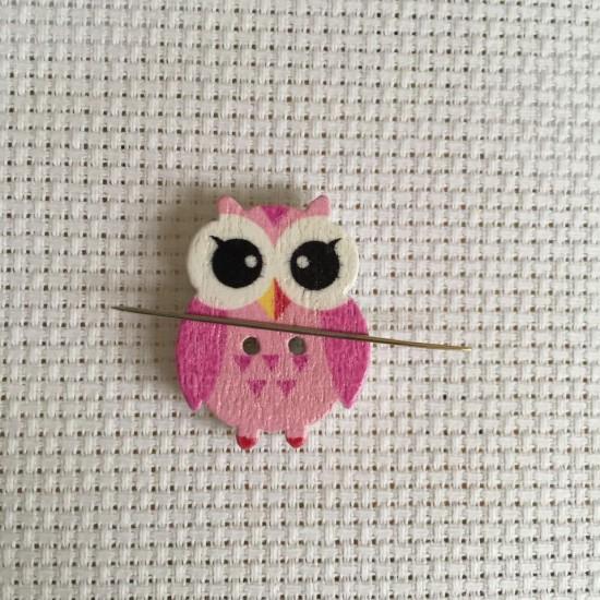 Needle Minder Owl 5