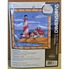 Needlepoint Kit Sand Point art. 7177