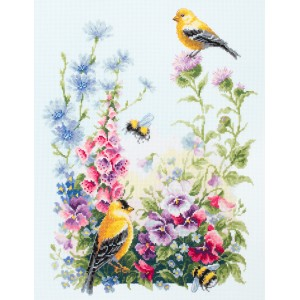 Cross Stitch Kit Summer Song art. 130-031
