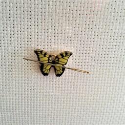 Needle Minder Beautiful Butterfly 3