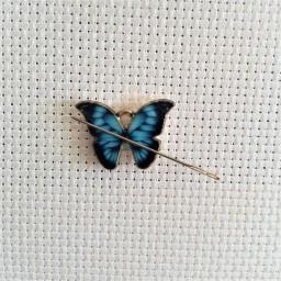 Needle Minder Beautiful Butterfly 4