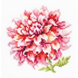 Cross Stitch Kit Dahlia art. 150-008