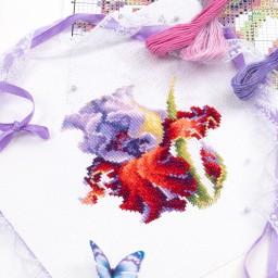 Cross Stitch Kit Iris art. 150-011
