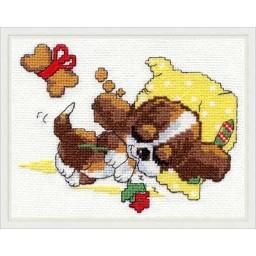 Cross Stitch Kit Sweet dreams art. 16-10