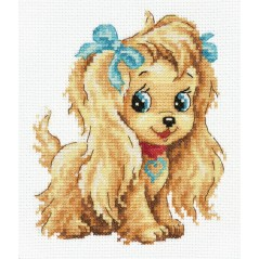 Cross Stitch Kit Charming art. 16-19