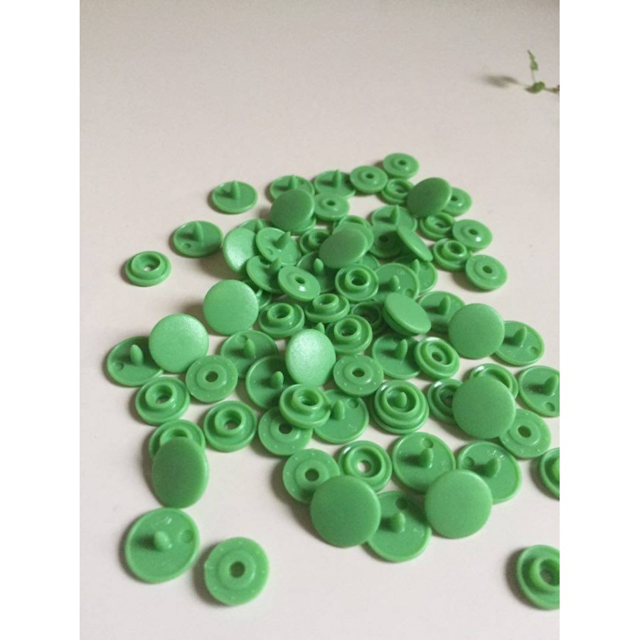 10 Pcs sets Matte KAM Brand 16 10mm T3 Matting Plastic Snap