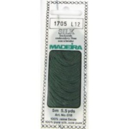 MADEIRA Silk embroidery floss 5m Art. 018 Col. 1705