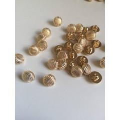 10 Pcs 11mm Sewing Plastic Button art. 223