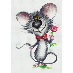 Cross Stitch Kit Cavalier art. 18-68