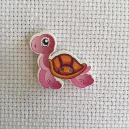 Needle Minder Happy Turtle 2