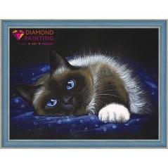 DIAMOND PAINTING KIT SEAM BEAUTY AZ-1383