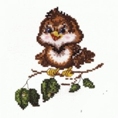 Cross Stitch Kit Bird art. 20-03