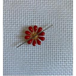 Needle Minder Beautiful Flower 6